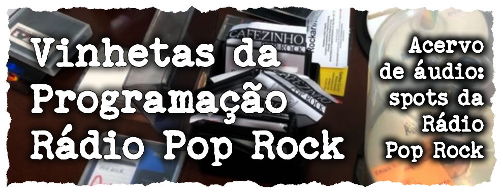 Vinhetas da Pop Rock [1]